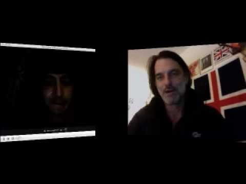 greg forman/cat power and anton newcombe interview 1, Recorded on 10 16 10 deadtv