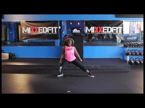 Ride It- RDX Dance Fitness Choreo by Marquita C. Ardrey