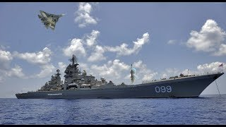 Pyotr Velikiy (Peter the Great): The Most Powerful battlecruiser In The World - Пётр Великий