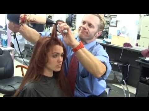 Long & very short Women's haircut videos - YouTube