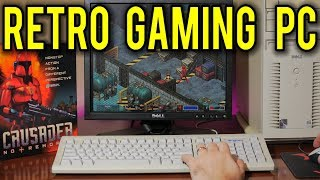 Revisiting a 20 year old PC for Retro Gaming and Internet Browsing - Dell Dimension XPS 266 | MVG