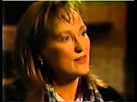 Meryl Streep - The Siskel & Ebert Interviews (1995)