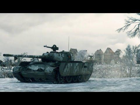 World of Tanks (Xbox One) Tankbowl 2018 UdSSR #2