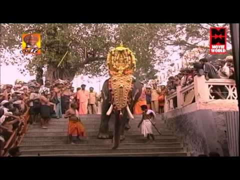 M.g.sreekumar New Ayyappa Song-2013-aakashadeepaprakasha...[hd] video