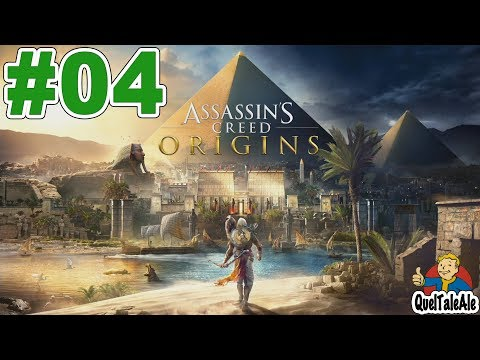 Assassin's Creed Origins - Gameplay ITA - Walkthrough #04 - Incontriamo Cleopatra