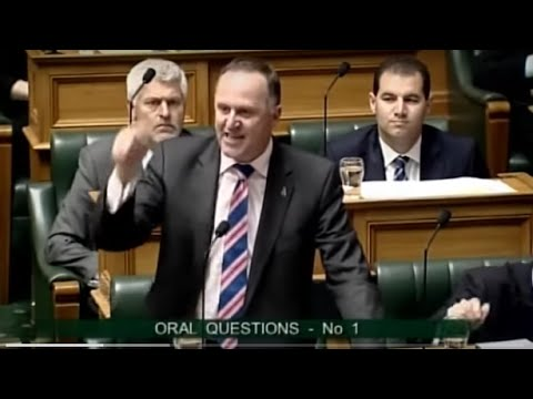 New Zealand Report: Political Stoush Erupts In Parliament After PM's Body Guard Fends Off Labour MP