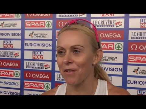 Jenny Meadows on ending her career in Amsterdam or Rio