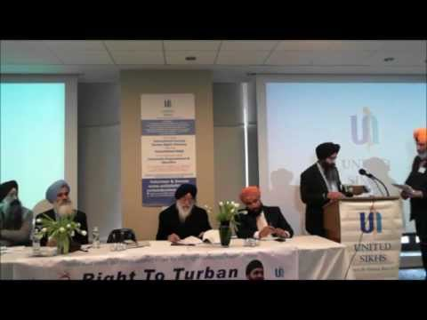 UNITED SIKHS 4th Annual Global Sikh Civil and Human Rights Conference 2012