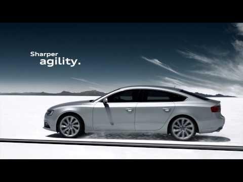 Audi A5 Sportback 2013, промо-видео