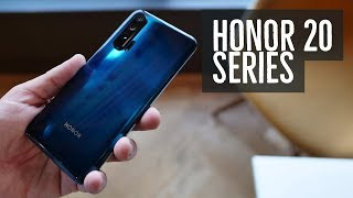 Honor 20 Pro Hands-On: Beautiful Uncertainty?