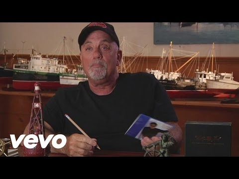 Billy Joel on THE BRIDGE - from THE COMPLETE ALBUMS COLLE...