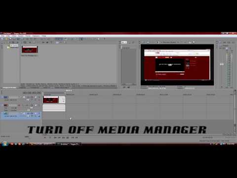 How To Stop Preview Lag In Sony Vegas