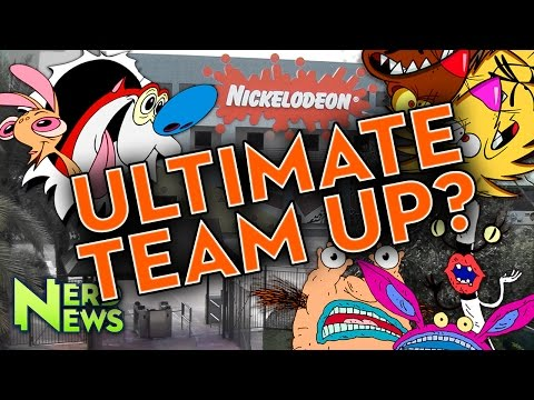 Nickelodeon Revives 90's Cartoons for New Movie!