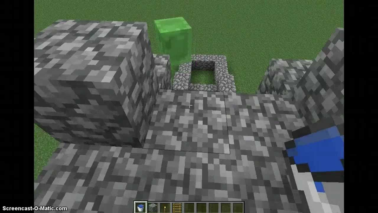 how to easily build on minecraft