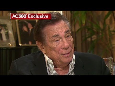 Donald Sterling: 'I was baited'
