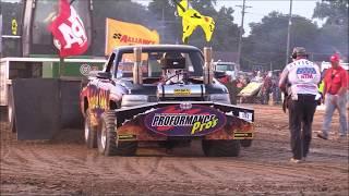"""Foster Child"" Four Wheel Drive Truck 2017-2018 Pulling Seasons Video  NTPA"