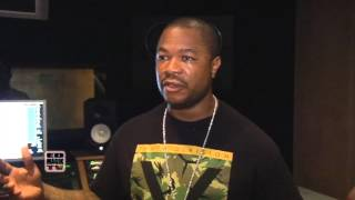 XZIBIT (Rapper) - Napalm Album Release Party In-Studio Interview
