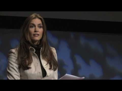 TEDxVancouver - Nazanin Afshin-Jam - Voice for the Voiceless