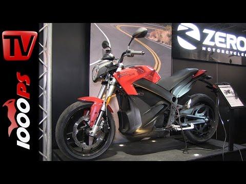 Zero SR E-Bike   Motorräder Dortmund 2015