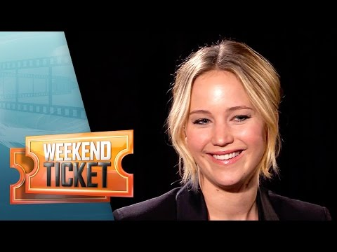The Hunger Games: Mockingjay - Guests: Liam Hemsworth, Jennifer Lawrence | Weekend Ticket