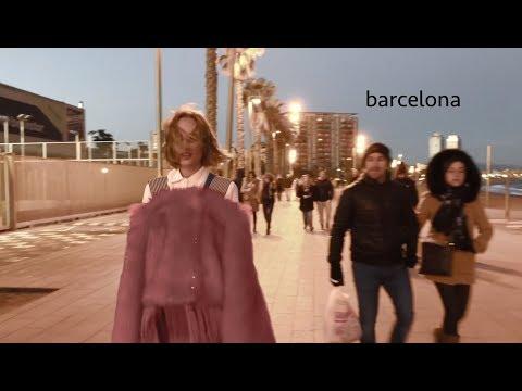 vlog : barcelona , моя любовь , ударил мужик по голове , день рождения