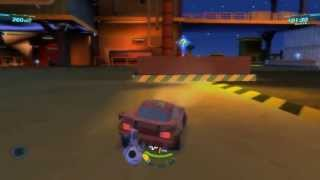 Cars 2 Gameplay Compilation HD. Игра Тачки 2.