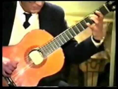 F. Tarrega - Maria César Amaro guitarra