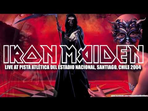 Iron Maiden - Brave New World - Live Santiago, Chile 2004 video