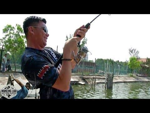 Ikan Kerapu Macan yang Gede Banget - Mancing Liar (12/11)