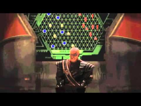 Klingon Academy 14 Briefing  And Death Rained Down Low
