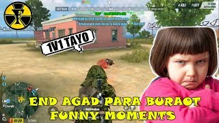 END AGAD PARA BURAOT (Rules of Survival: Battle Royale) [TAGALOG]