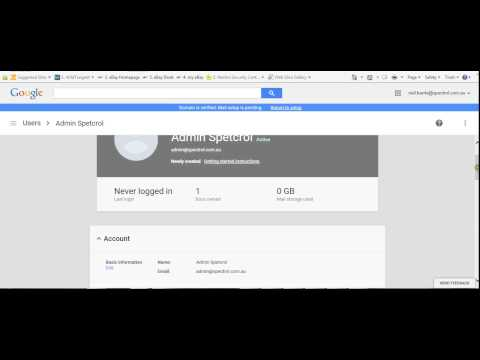 Creating a domain alias and alias email in Google Apps
