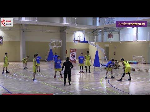 """Clinic """"CONSTRUCCIÓN DE UN ATAQUE CONTRA ZONA"""".- Por José Luis Pichel. Escuela Entrenadores FBM (BasketCantera.TV)"""