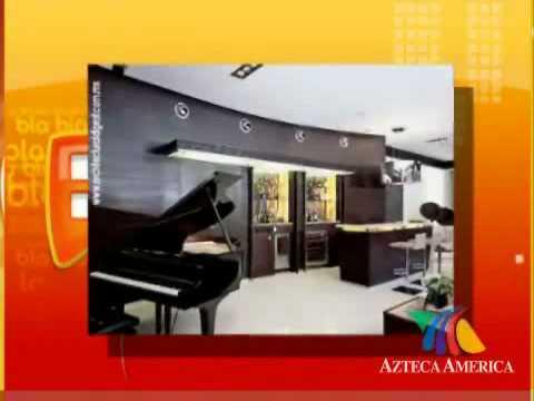 lujosa residencia de Mijares y Lucero