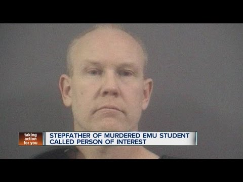 Stepdad of murdered EMU student named person of interest