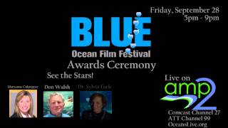 BLUE Film Festival Awards Ceremony PSA
