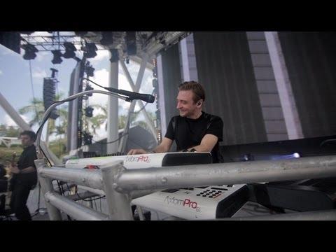 DJ Fresh - Earthquake (vs Diplo feat. Dominique Young Unique) (Concert Version)