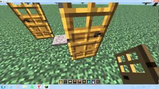 Майнкрафт как сделать ловушку для зомби 355