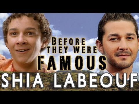 Shia LaBeouf - Before They Were Famous