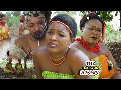 The Jealous Heart Season 3 & 4 - 2018 Latest Nigerian Nollywood Movie