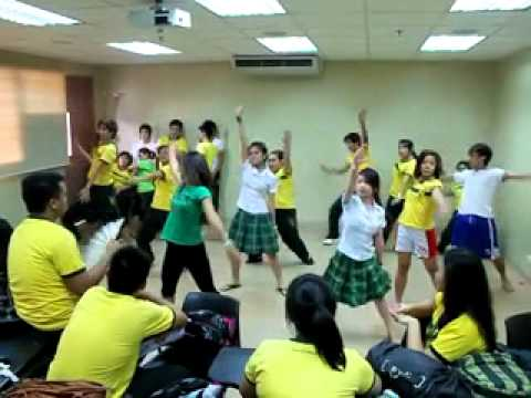 Tatsulok - MC1023 Interpretative Dance Entry