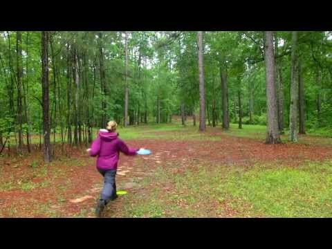 2013 Disc Golf Hall of Fame Classic: FPO 3rd Round (Cunningham, King, Reading)