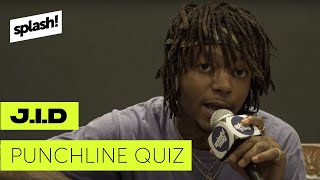 Punchline Quiz with J.I.D