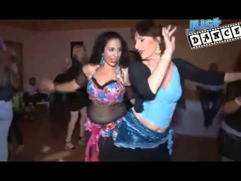 رقص بنات اسرائيل حفلة راس السنه 2015 thumbnail