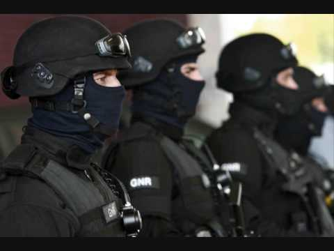 Portuguese Police Special Forces