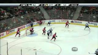 Dany Heatley returns to Ottawa 12/2/10