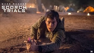 Maze Runner: The Scorch Trials | Maze Runner Recap | Official HD