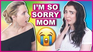 Telling My Mom SECRET Storytimes You've NEVER Heard...