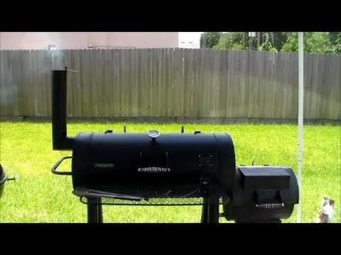 Brinkmann Trailmaster - Tutorial Series - BBQ Temperature Control