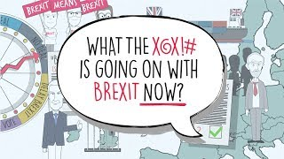 Brexit explained: What the X@X!# is happening NOW?!